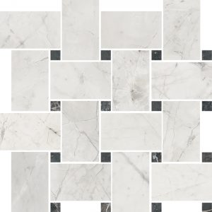 Boutique HBO 10 Intreccio Basketweave Mosaic Polished