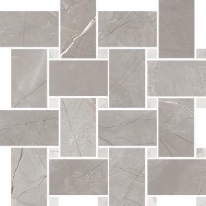 Boutique HBO 5 Intreccio Basketweave Mosaic Polished