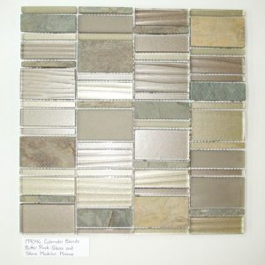 179046 Colorado Blends Glass/Stone Modular Mosaic
