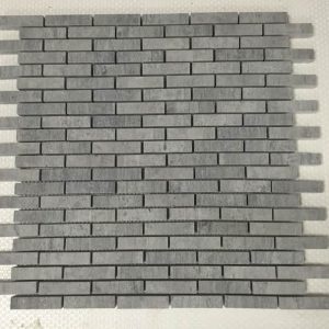 "Grey Marble _x2""Brick Mosaic"