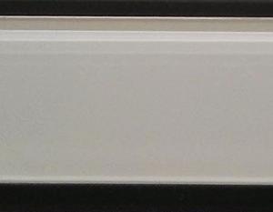 YS520M Ivory beige clear glass