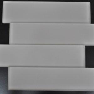 YS523M Smoke Plain Matte Glass Plank