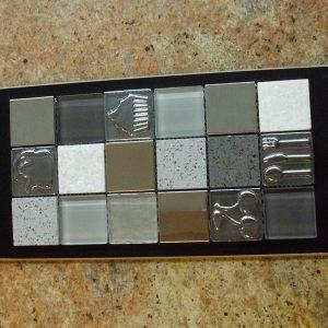 """Kitchen Beige 2"""":x2"""" Mosaic"""