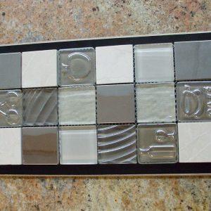 """Kitchen Grey 2""""x2"""" Mosaic"""